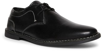 Steve Madden Contrast Stitch Leather Derby
