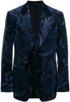 Tom Ford floral patterned suit jacket