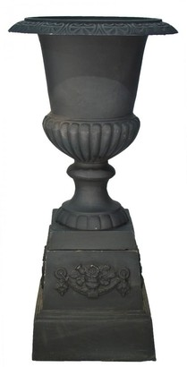 Channel Enterprises Romano Urn And Base