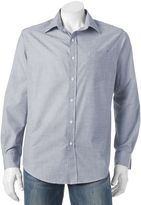 Croft & Barrow Men's Classic-Fit Solid Easy-Care Button-Down Shirt