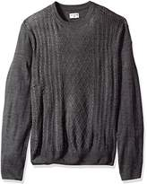 Dockers Soft Acrylic Crewneck Sweater