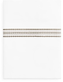 Home Treasures Stella Flat Sheet, Queen