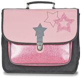 Citrouille Et Compagnie Citrouille et Compagnie SCUOLA 38 CM girls's Briefcase in Pink
