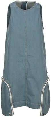 Rick Owens Cargo Mini Dress