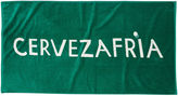 One Kings Lane Clare V Cervezafria Beach Towel, Green