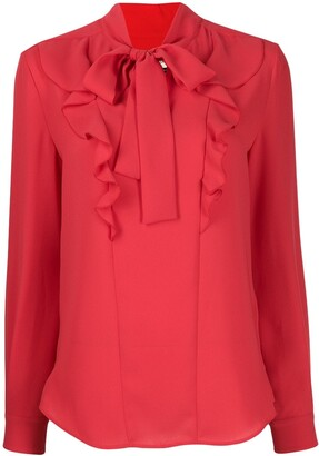 Mulberry Emmeline Georgette blouse