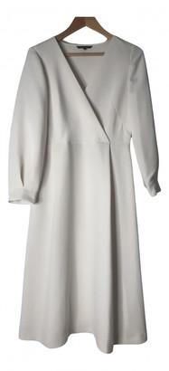 Tara Jarmon White Polyester Dresses