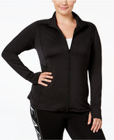 Material Girl Active Plus Size Active Jacket, Only at Macy's