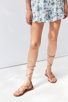 Urban Outfitters Leather Gladiator Sandal