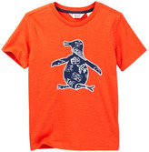 Original Penguin Traveler Short Sleeve Tee (Little Boys)