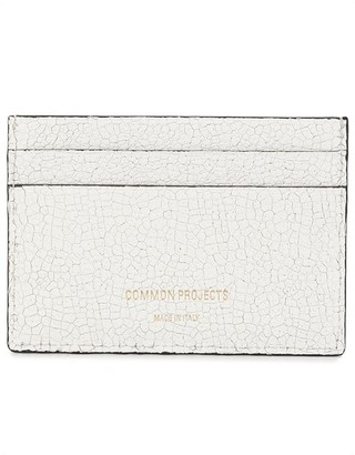 Common Projects Cracked-Effect Cardholder