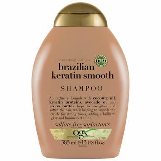 OGX Ever Straightening+ Brazilian Keratin Smooth Shampoo 385ml