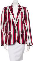 Smythe Striped Blazer w/ Tags