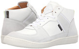 Paul Smith Dune/Calf/Off-White Suede Sneaker