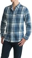True Grit Plaid Flannel Shirt - Long Sleeve (For Men)