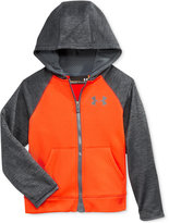 Under Armour Boys' Storm Zip-Up Hooded Jacket