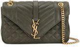 Saint Laurent small Monogram Collège shoulder bag