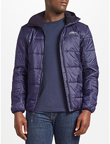 Penfield Schofield Midweight Padded Coat, Navy