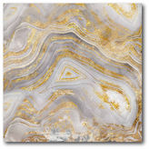 Asstd National Brand Golden Agate Canvas Wall Art