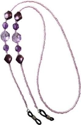 Eyewearstraps NEW Stunning Purple & Lilac Beaded Eye Glasses/Sunglasses Spectacle Chain Strap Holder