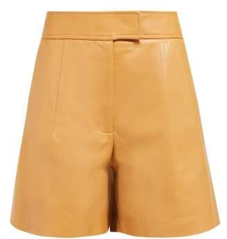 Sportmax Nepeta Shorts - Womens - Tan