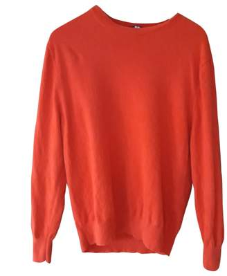 Uniqlo Red Cashmere Knitwear for Women