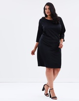 Junarose Rachel 3/4 Sleeve Dress