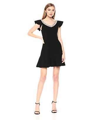 Rachel Zoe Women's Fifi Dress W/Embroidery