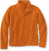 L.L. Bean Trail Model Fleece Pullover