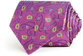 Turnbull & Asser Paisley Jacquard Classic Tie