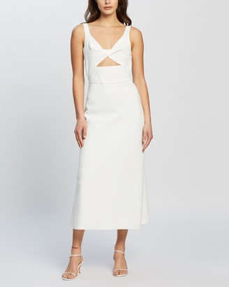 Bec & Bridge Pearl Midi Dress