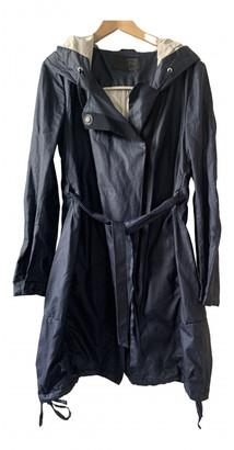 Marithé + François Girbaud Marithe & Francois Blue Polyester Trench coats