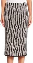 Proenza Schouler Knit Pencil Skirt