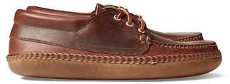 Ralph Lauren Leather Moccasin