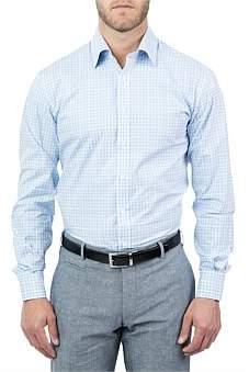 Joe Black Small Check Shirt