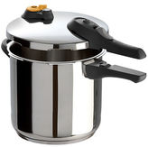 T-Fal Ultimate Series Stainless Steel 6.3-Quart Pressure Cooker