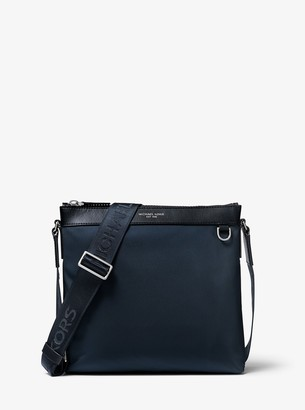 Michael Kors Brooklyn Large Nylon Crossbody Bag