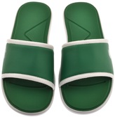 Lacoste L30 Flip Flops Green