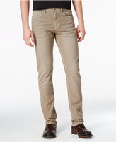 Joe's Jeans Men's Colors the Brixton Straight-fit Corduroy Pants