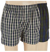 Roundtree & Yorke 2-Pack Tapered Boxers