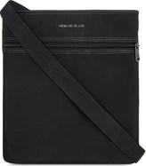 Armani Jeans Nylon messenger bag