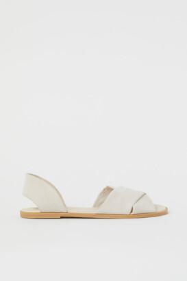 H&M Sandals - Beige