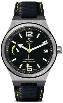 Tudor North Flag Stainless Steel Watch 40mm