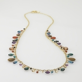 Multi-Beaded Long Necklace