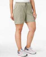 Ideology Plus Size Hiking Shorts, Only at Macy's