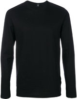 HUGO BOSS crew neck jumper