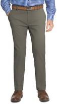 Izod Men's Slim-Fit Performance Stretch Flat-Front Pants