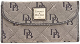 Dooney & Bourke Continental Clutch Wallet, A Macy's Exclusive Style