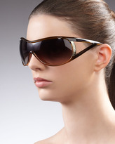 Jee Vice Optics Vamp Open-Temple Sunglasses