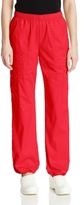 Cherokee Women's Mid-Rise Pull-On Pant Cargo Pant